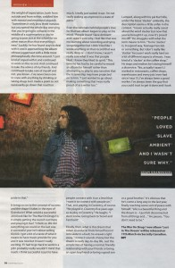 The War On Drugs - DIY (page 3) - March 2014