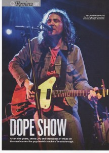The War On Drugs - Q (live review p1) - May 2014