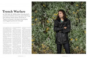 The War On Drugs - Loud and Quiet (feature p1+2) - August 2014